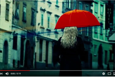 TRUS 2nd book trailer. The Red Umbrella Society